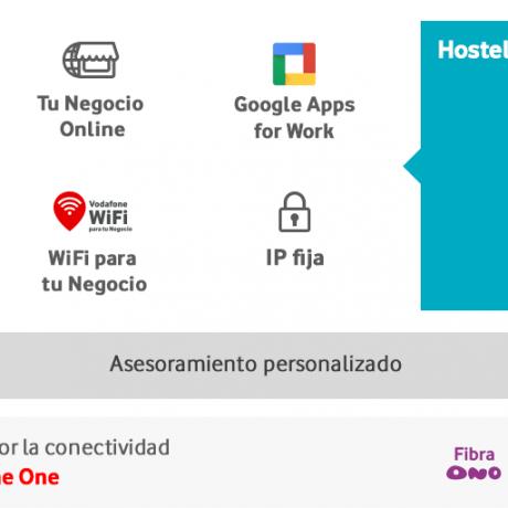 Vodafone One Profesional en B1P !